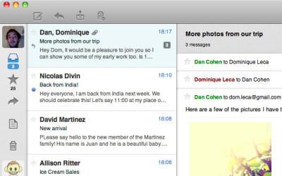 Sparrow lector de correos tecnologiamaestro