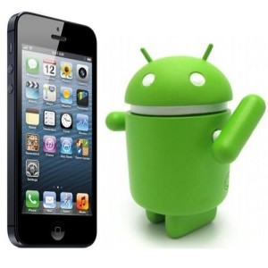 iphone y android
