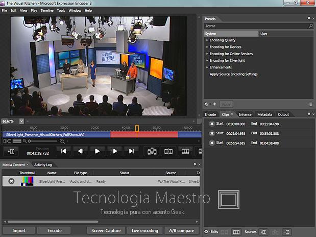 microsoft-expression-encoder-tecnologiamaestro