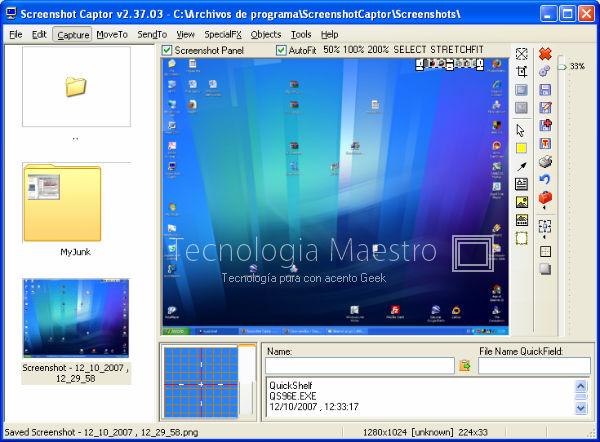 screenshot-captor-tecnologiamaestro