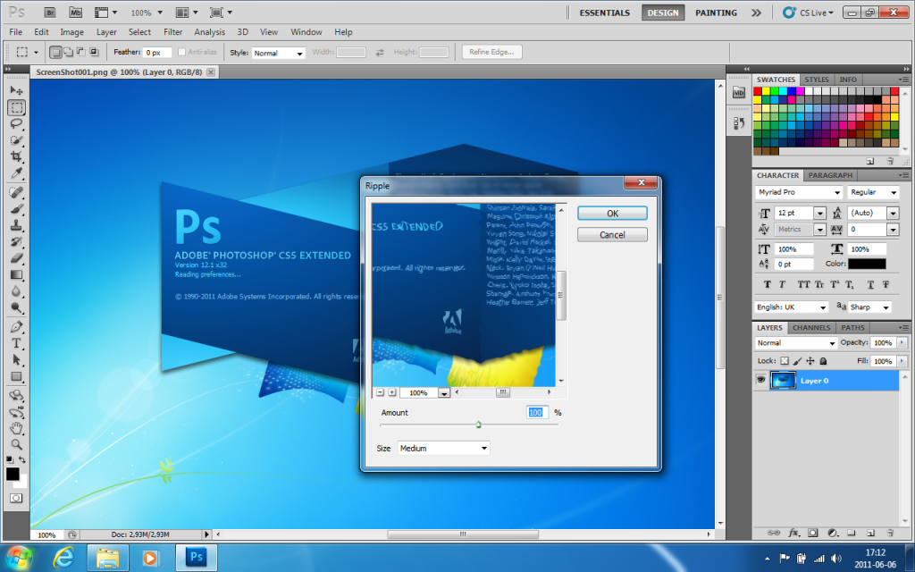 1- Adobe Photoshop en Windows
