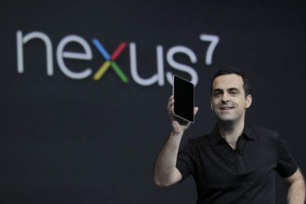 nexus 7 conferencia