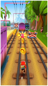 1- Subway Surfers