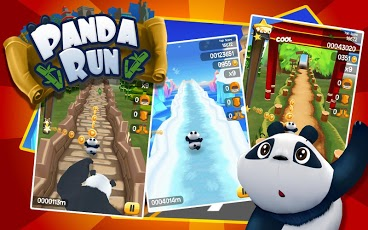 18- Panda Corre