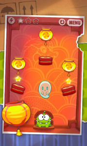 2- Cut the Rope