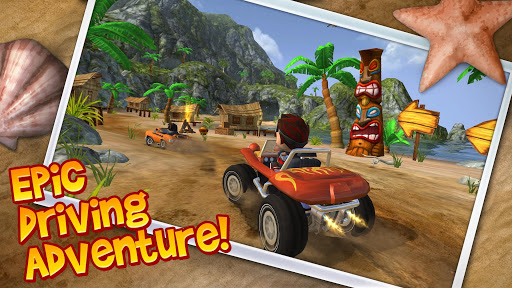 23- Beach Buggy Blitz