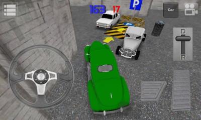 3- estacionar camion android