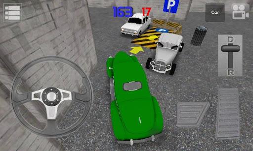 juegos de parqueo de carros