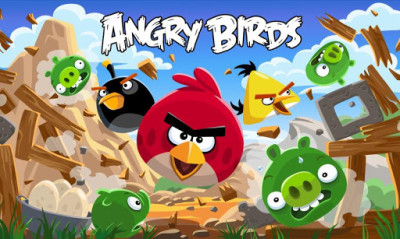 4- Angry Birds