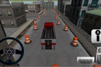 4- estacionar camion android