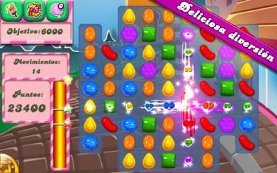 5- Candy Crush Saga