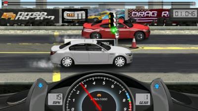 7- Drag Racing