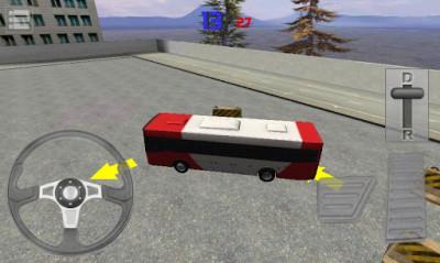 7- estacionar camion android