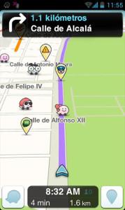 Decargar Waze Android