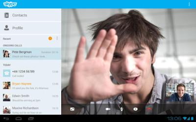 Descargar Skype Android