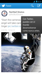 Descargar Twitter Android