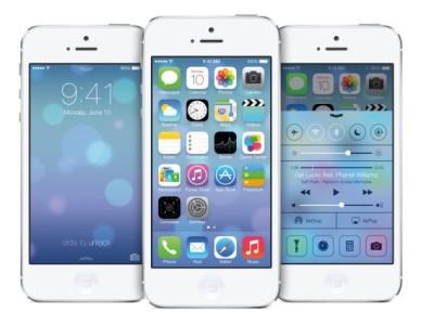 Llega iOS 7 con muchas novedades 1