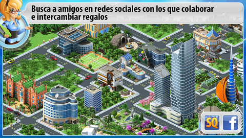 Megapolis iPhone 2
