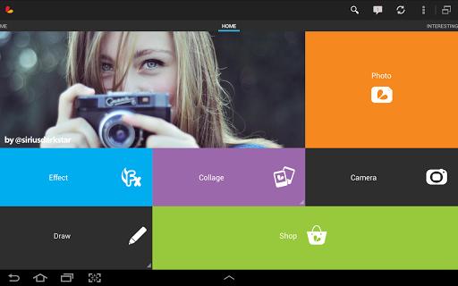 PicsArt android tecnologiamaestro