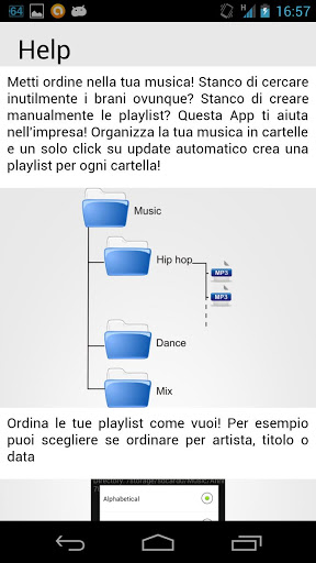 Play List Organizer Android