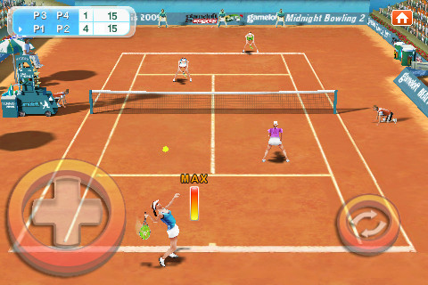 Real Tennis iPhone