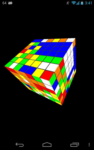 Rubik Cube 3D Android