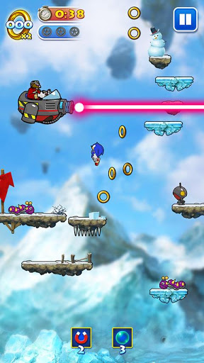 Sonic Jump Android 2
