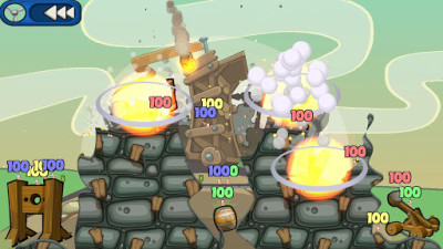 Worms 2  Armageddon Android 2
