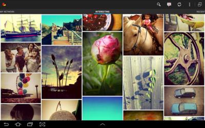 fotos en android editor