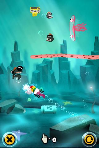 juego divertido en android octopuzzle