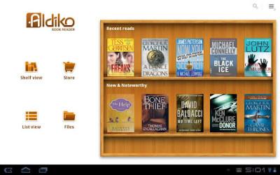 10- Aldiko Book Reader
