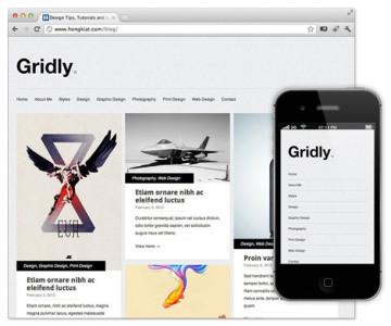 temas responsive web design