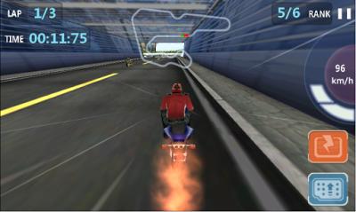 12- Carrera de Moto de Ciudad
