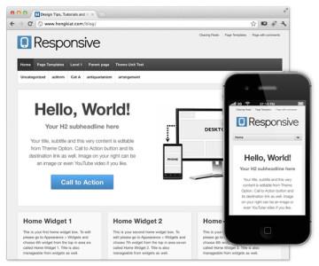 2- Responsive