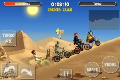 4- Crazy Bikers 2