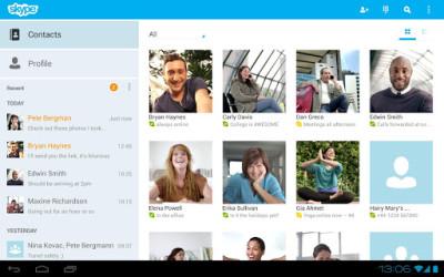 4- Skype
