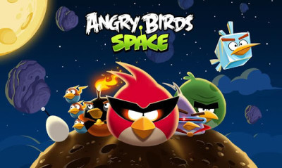 Agry Birds Space Andorid