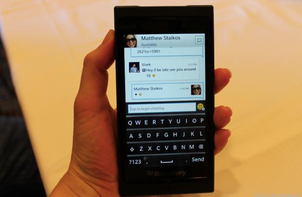 Blackberry Messenger para Android en septiembre del 2013