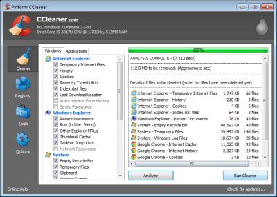 Descargar gratis CCleaner