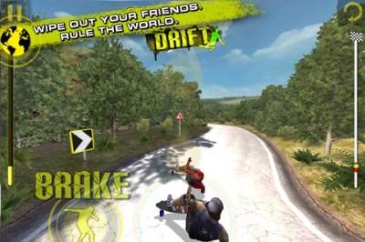 skateboard juego en android