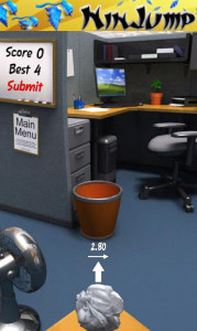 Paper Toss Android