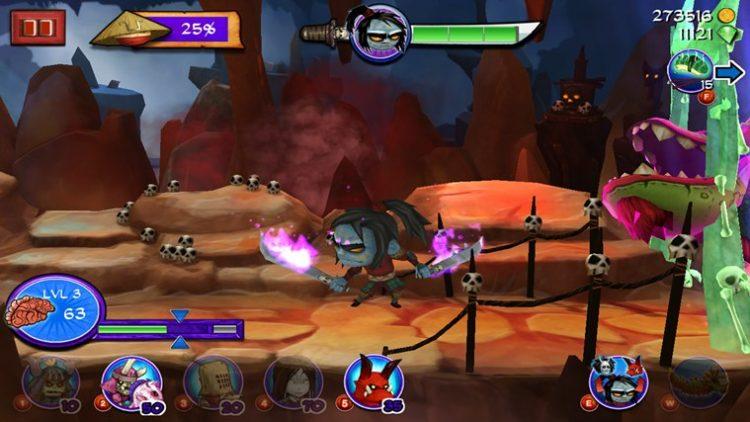 Samurai Vs Zombies Defense 2, lucha contra los zombies malvados 2