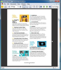 lector de pdf archivos