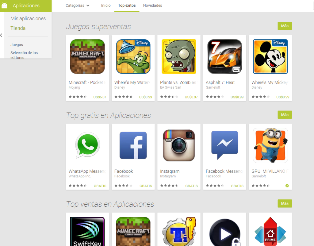 google play frontal 2 tecnologiamaestro