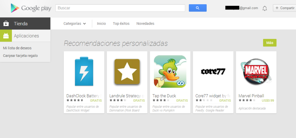 google play frontal tecnologiamaestro