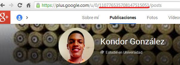 perfil google tecnologiamaestro