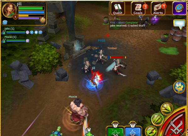 Arcane Legends android
