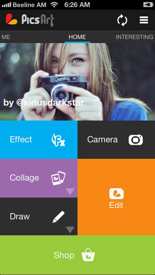 picsart studio para iphone (TecnologiaMaestro.com)