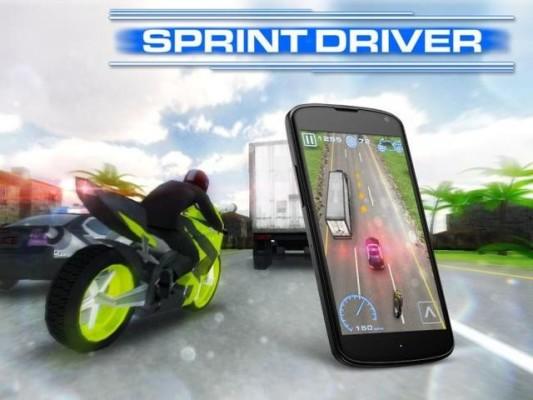 juego sprint driver