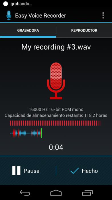 grabadora-easy-voice-recorder-tecnologiamaestro